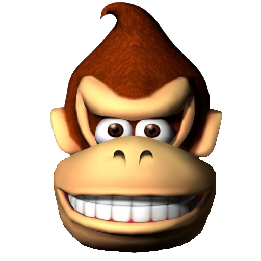 Donkey kong country logo png. Newly revealed character concept