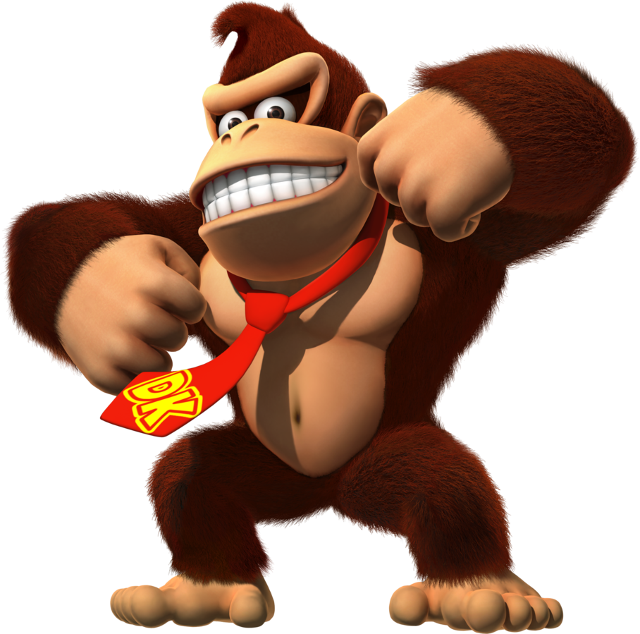 Donkey kong country returns png. Dixie s kongs double