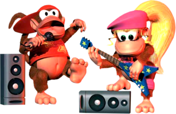 Donkey kong country show png. Awesome music tv tropes