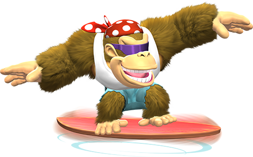 Donkey kong country tropical freeze logo png. Review on nintendo switch