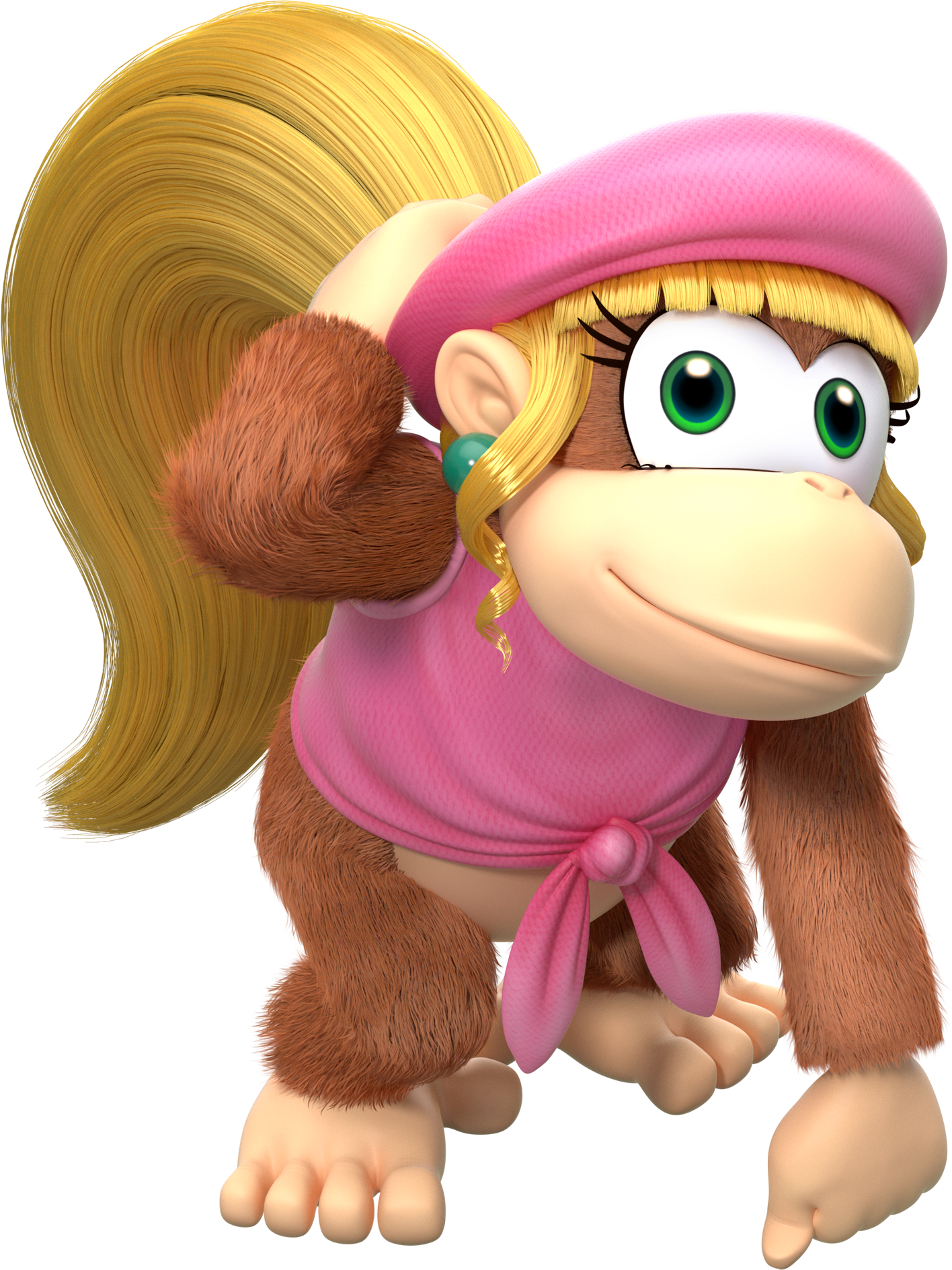 Donkey kong country tropical freeze logo png. Image dixie freezepng