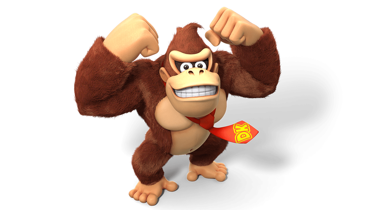 Donkey kong country tropical freeze logo png. The definitive ranking of