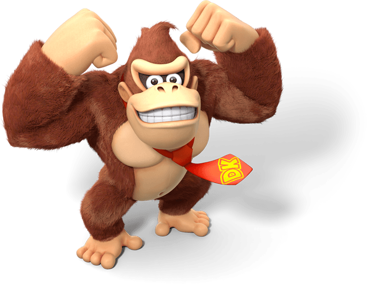 Donkey kong country tropical freeze png. Image artwork alt freezepng