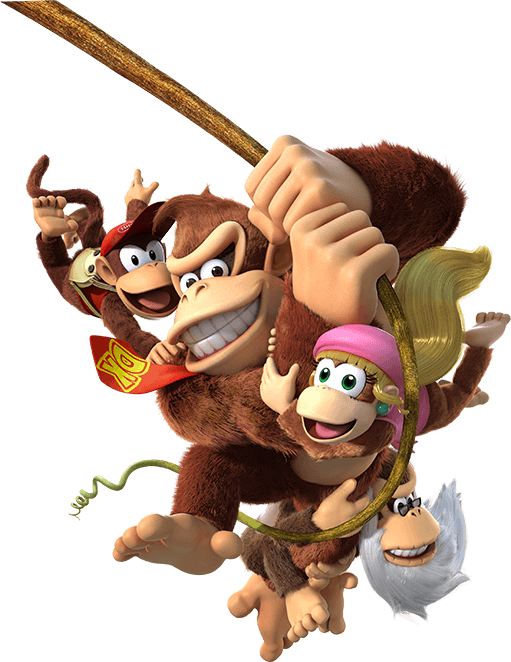 Donkey kong tropical freeze dk png. Country for the nintendo