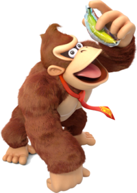 Donkey kong country tropical freeze png. Slideshow quiz by image
