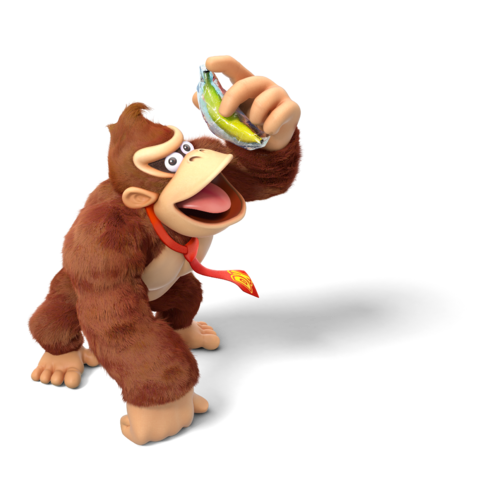 donkey kong country tropical freeze logo png