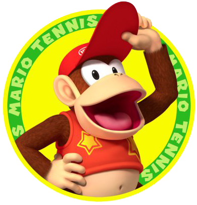 Donkey kong face png. Image mto diddy icon
