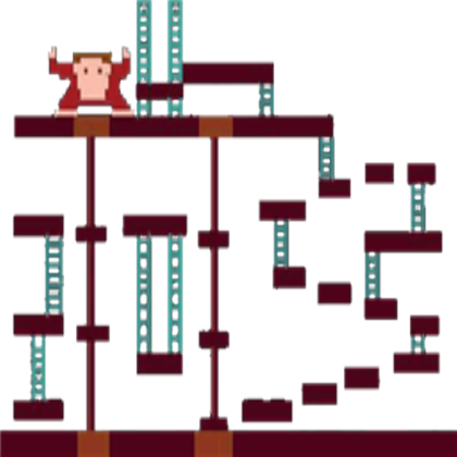 Donkey kong level png. Transparent roblox