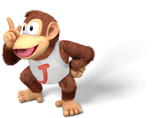 Donkey kong tropical freeze dk png. Jr in by cust