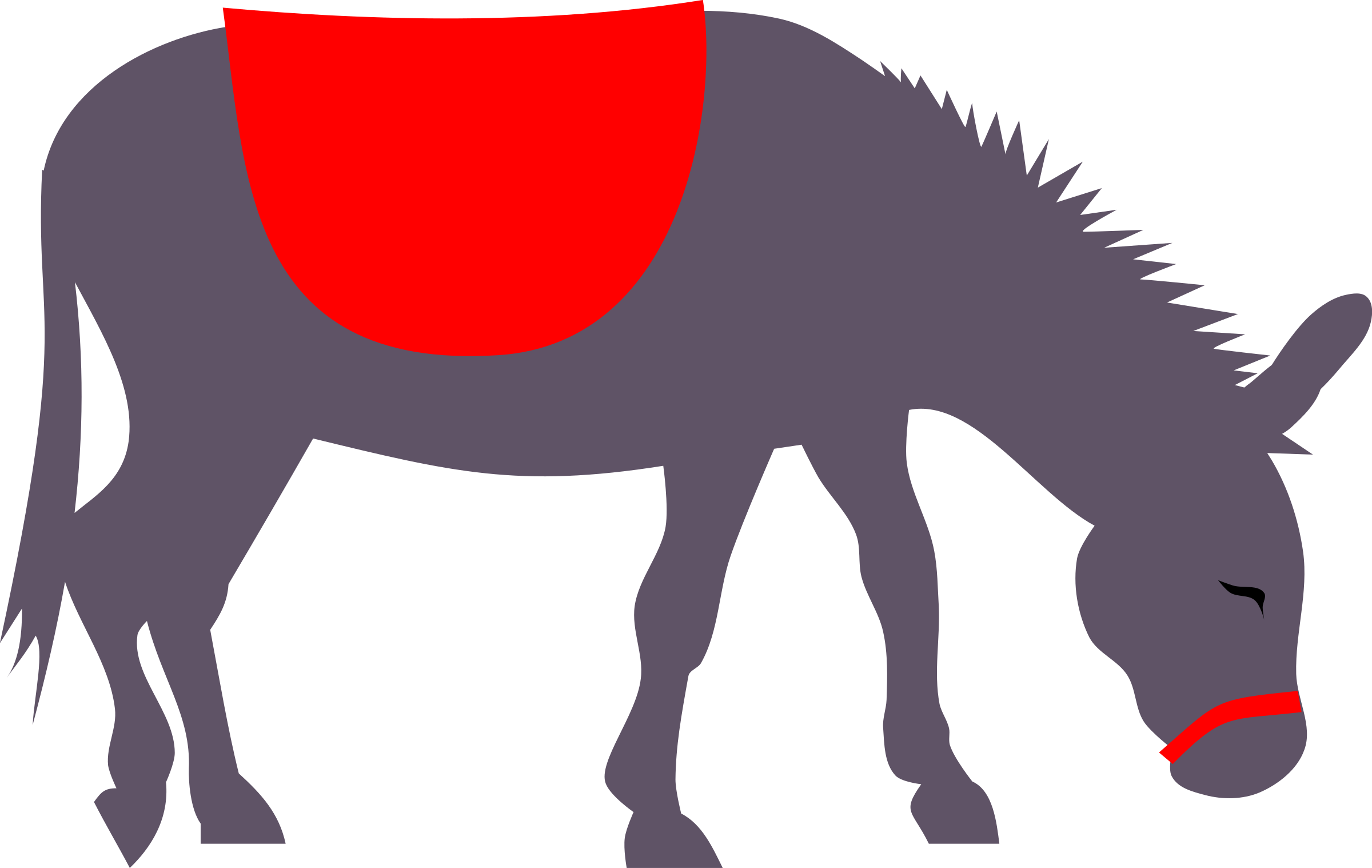 Donkey .png. By rones icons png