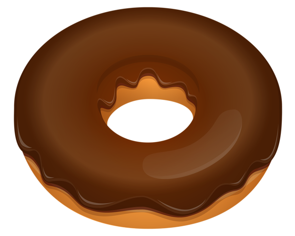 Donut clipart round object. Pin by kim heiser