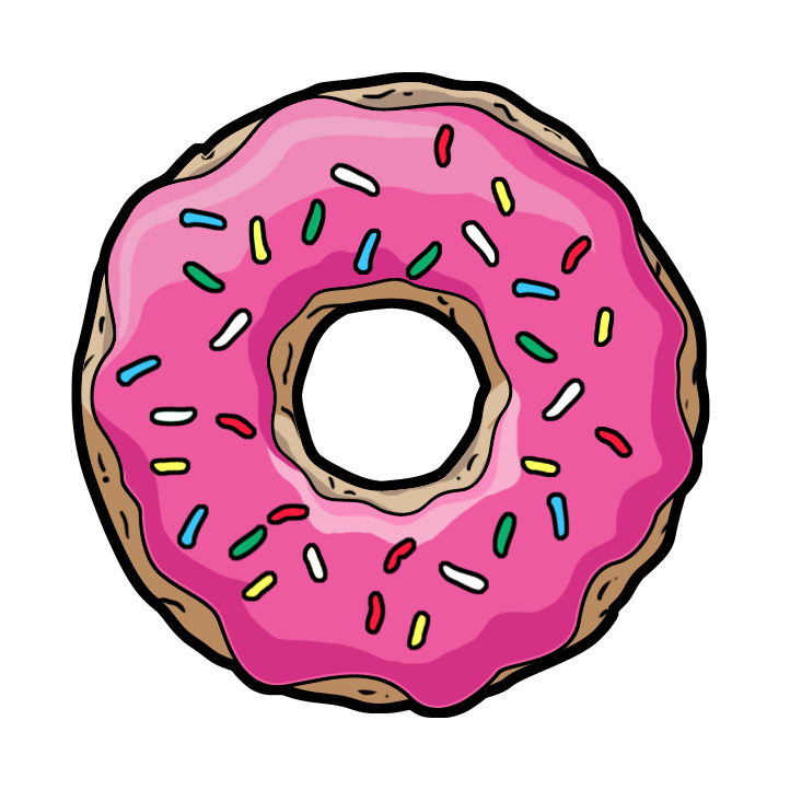 Donut emoji png. Tumblr transparent google search