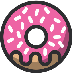 Donut icon png. Free food download in