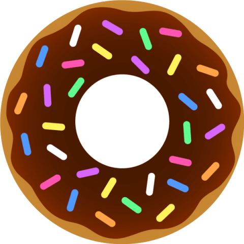 Donut png. Free images toppng transparent