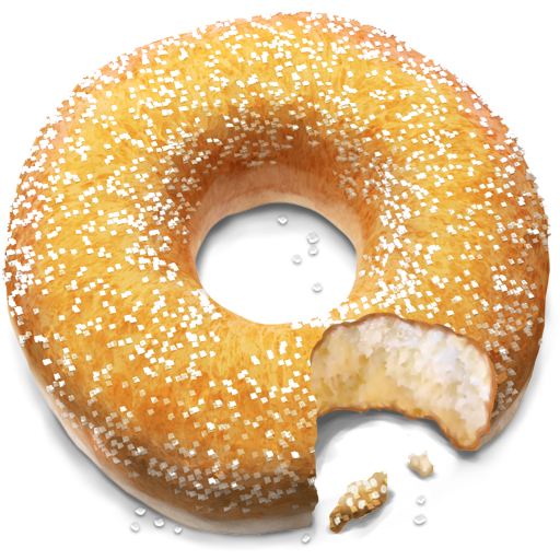 Donut png. Dunkin donuts by iconblock