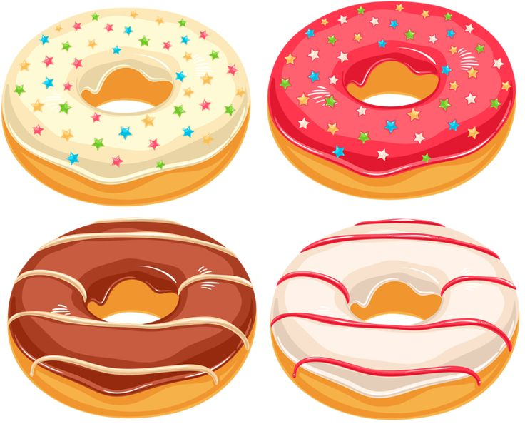 donuts clipart food addiction