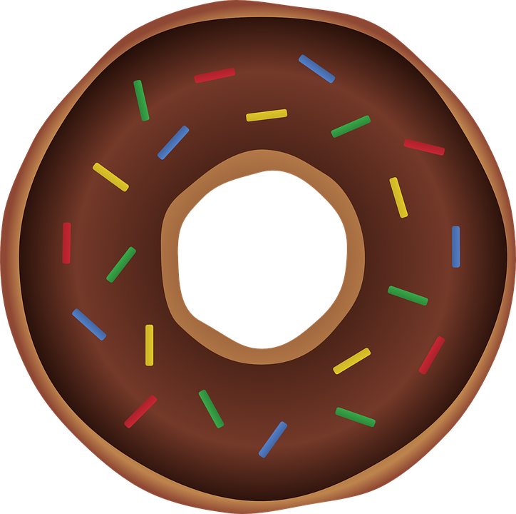 Donuts vector draw. Donut doughnut png images