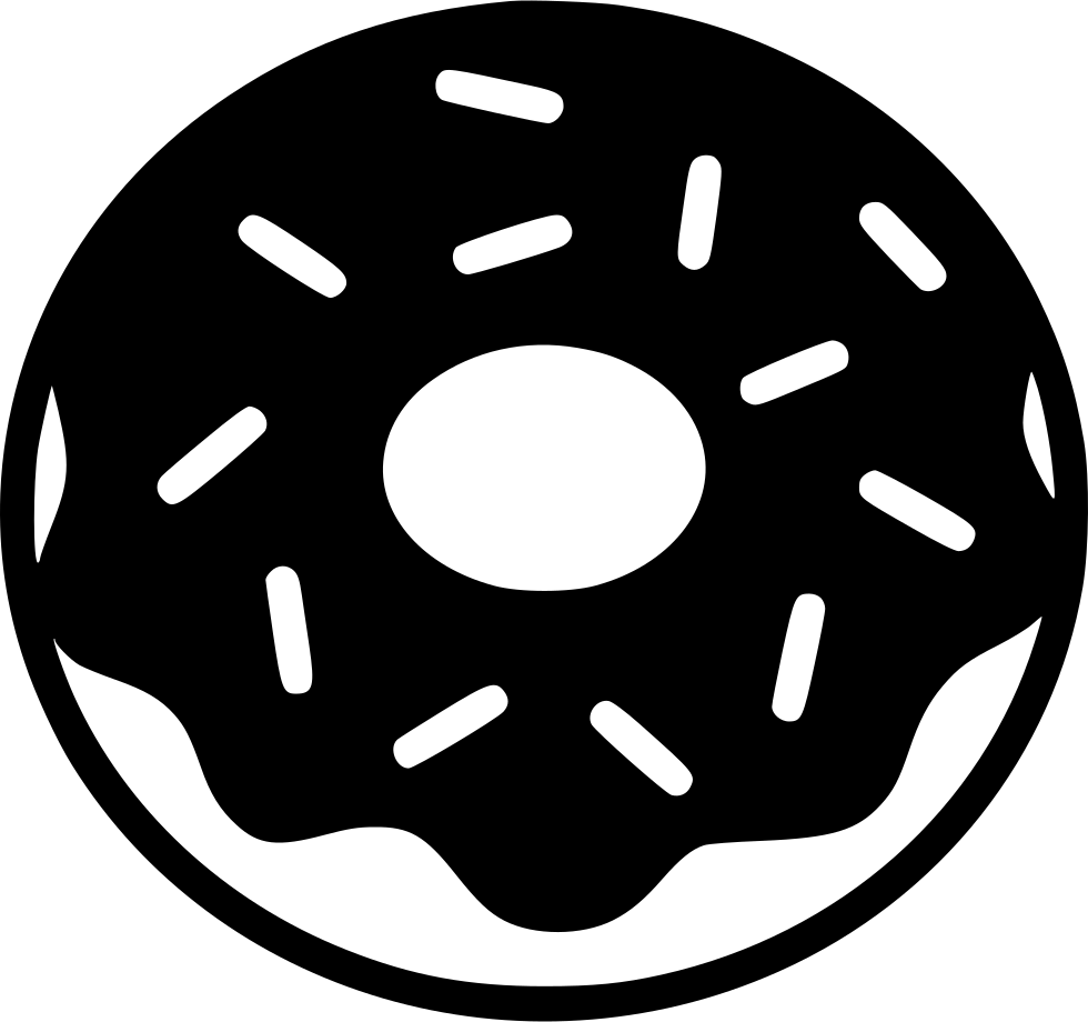 Donuts vector svg. Donut png icon free
