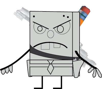 Doodle bob png. Image doodlebob with his