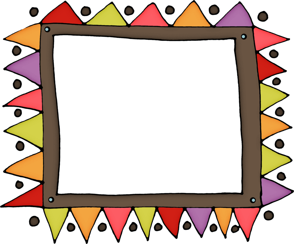 Doodle frame png. By hggraphicdesigns on deviantart