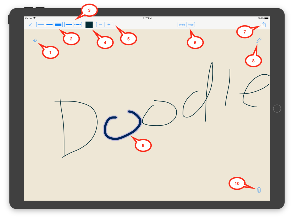 Doodle lines png. Howto toketaware doodlepng use