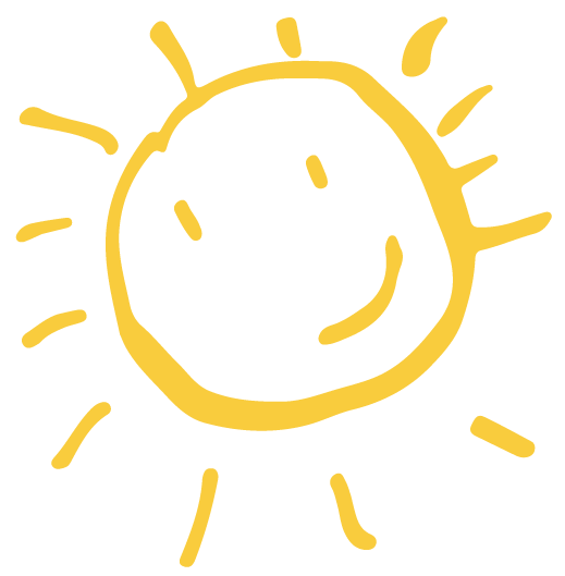 Doodle sun png. Emoticon smiley transprent free