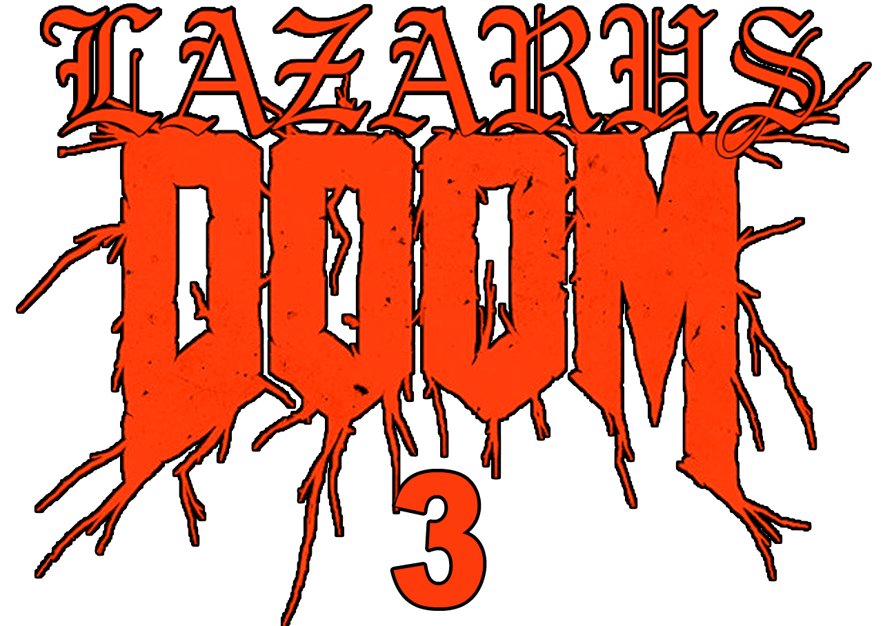 Lazarus mod weapon emulation. Doom 2016 logo png clip stock