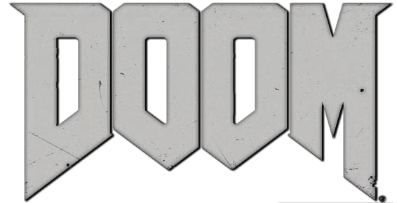 Trainers pack mx down. Doom 2016 logo png image black and white download