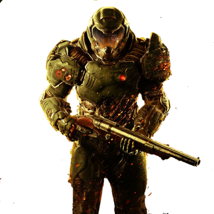 Hq transparent images pluspng. Doom 2016 png png transparent download