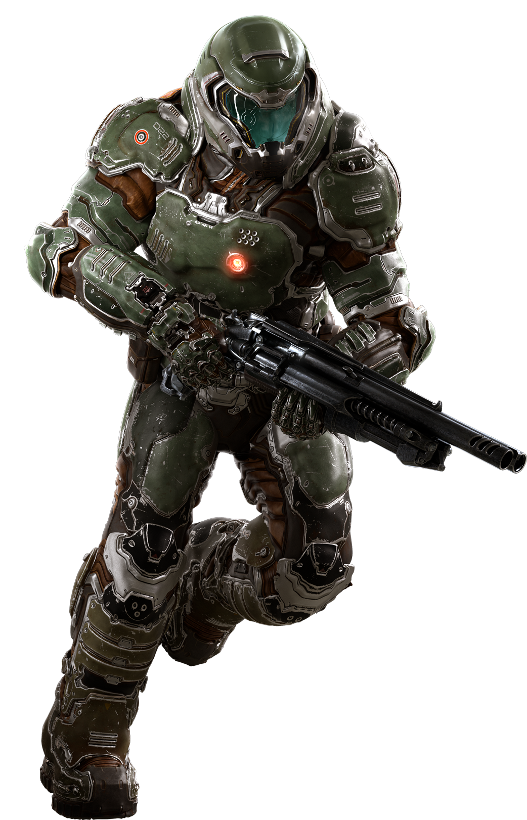 Doom 2016 png. Someone can create a