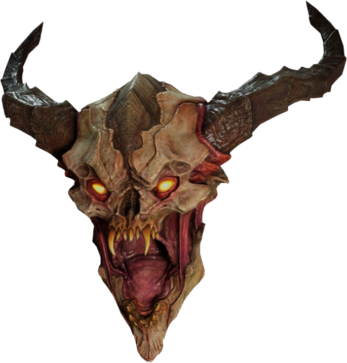 Lost soul the wiki. Doom 2016 png clipart free stock