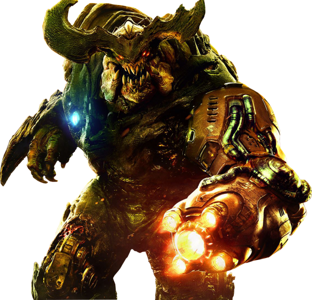 Render download x. Doom 2016 png image download