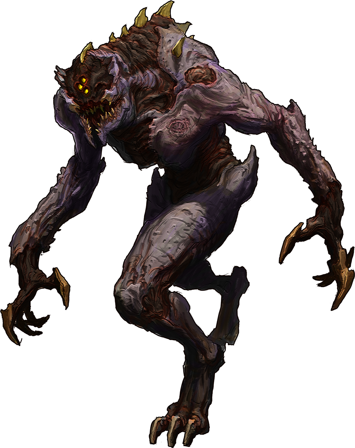 Doom demon png, Picture #566838 doom demon png