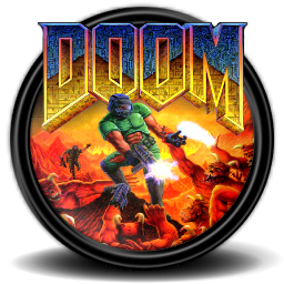 Doom drawing icon sin. Mega games pack iconset