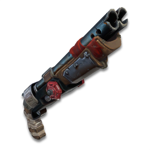 Transparent rifle old. Scavenger double barrel shotgun