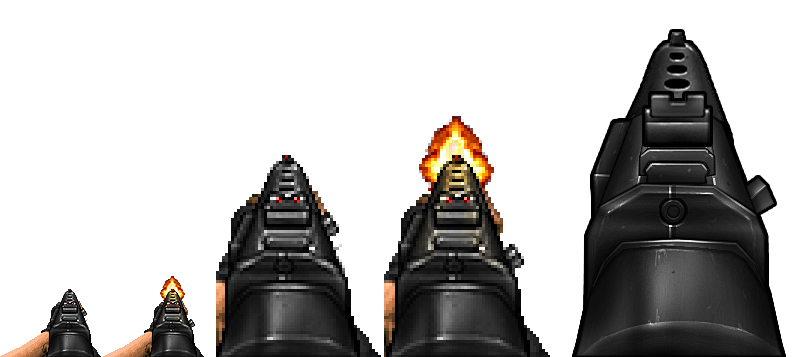Doom shotgun png. Zdoom view topic stopped