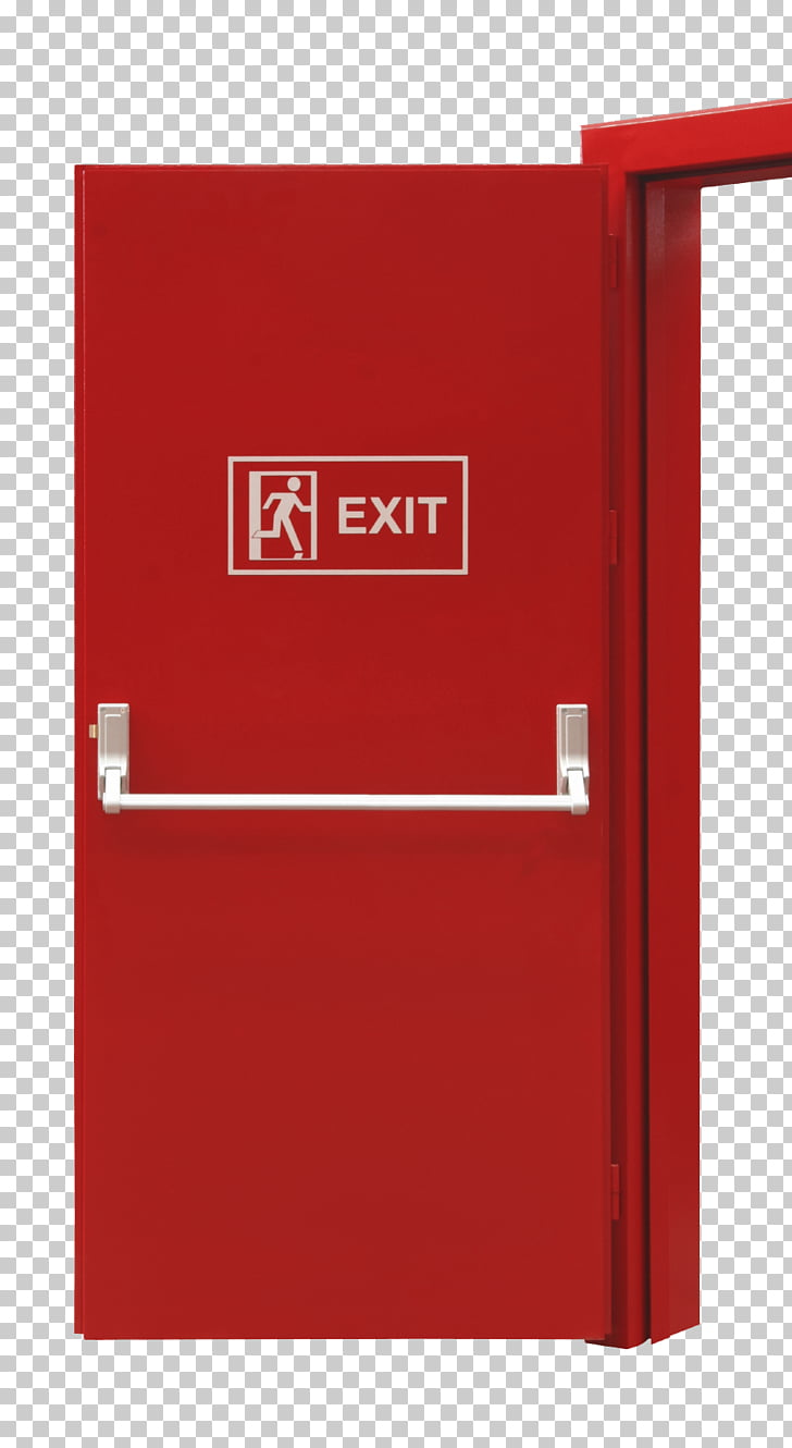 Door exit. Fire steel emergency png
