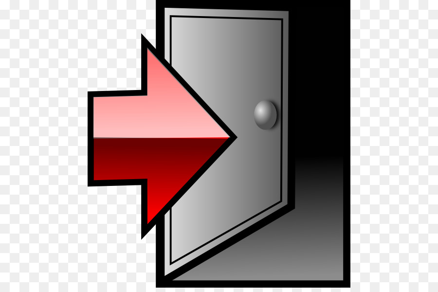 Door exit. Clipart clipartlook