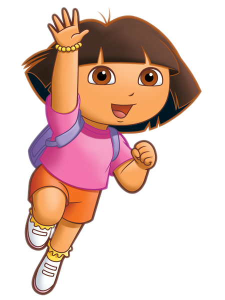 dora transparent pepe