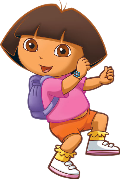 Dora transparent background. Image photo png the