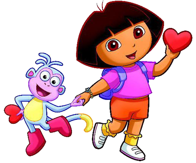 Dora transparent buji. Image png the explorer