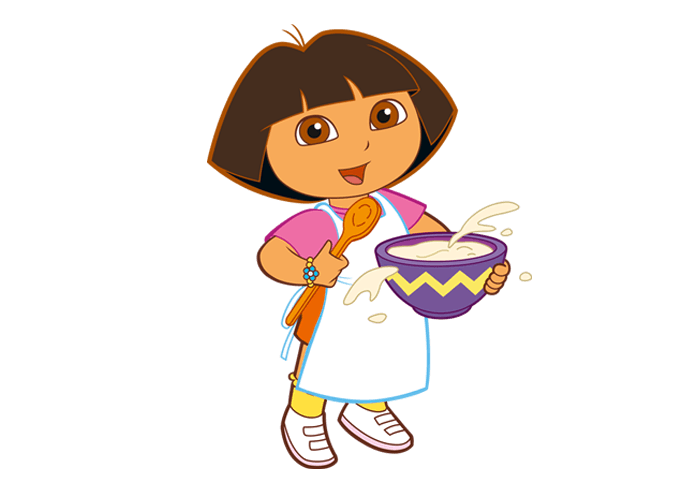 Explorer drawing sci fi. Dora little cooks collection