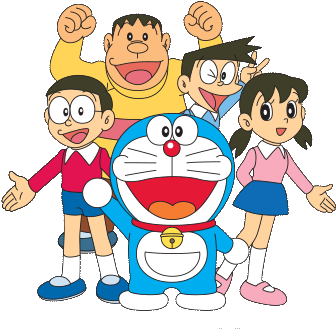 Download hd arabic of. Doraemon drawing graphic black and white download