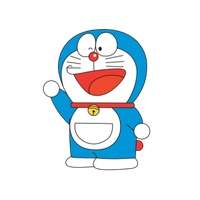 Download free png photo. Doraemon drawing cute library