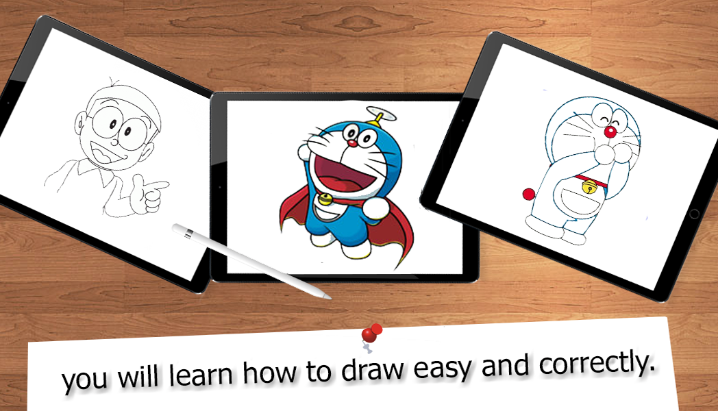 Learn apk download android. Doraemon drawing picture freeuse download
