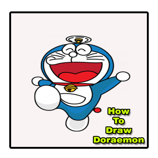 Doraemon drawing friends. Download how to draw