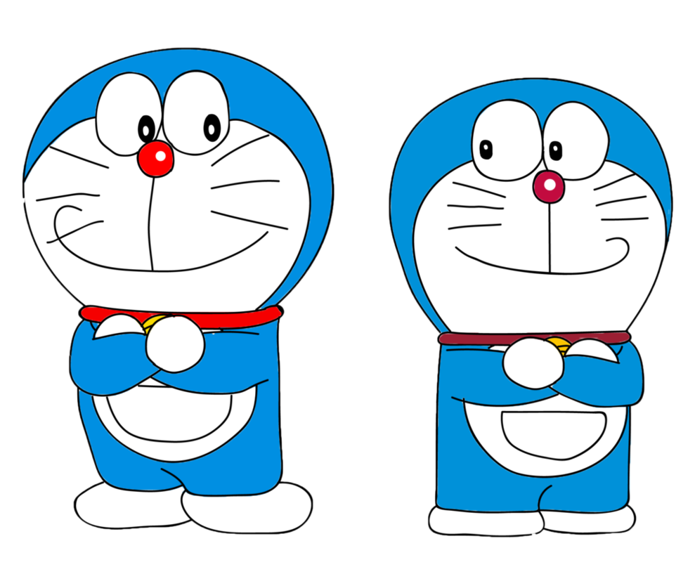 Doraemon drawing glass painting. Generations by clwent on