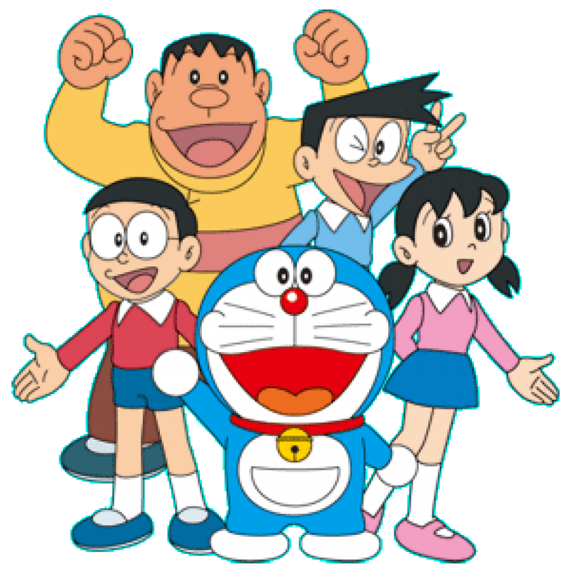 Doraemon drawing wallpaper. Images of and friends