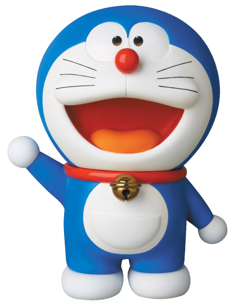 Doraemon transparent. Background peoplepng com