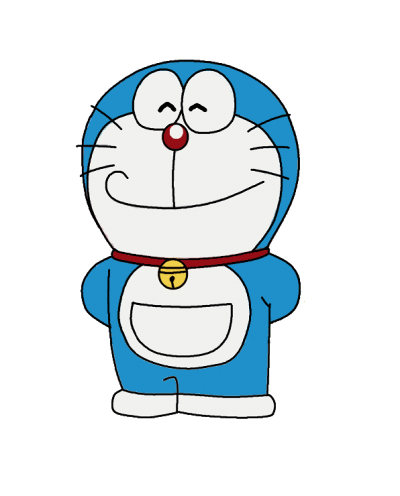 Doraemon transparent background. Download free png image